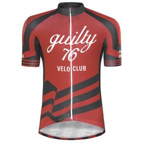 guilty 76 racing Velo Club Pro Race Set Herre red